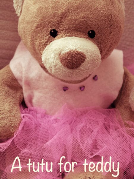 Tutus for Teddies