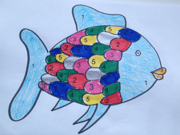 The Rainbow Fish Activities for Early Years
