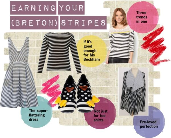 Breton stripes - the trend which never goes out of fashion