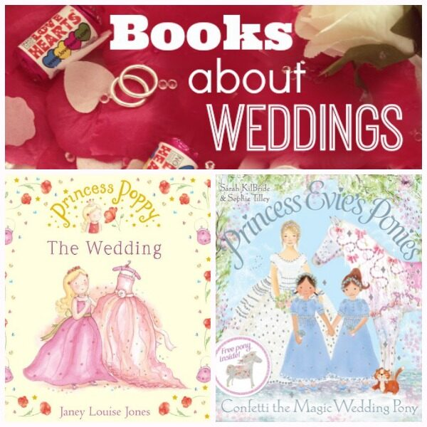 Picture Books about Weddings