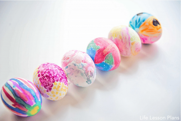 Cool Activities Using Easter Egg Activities