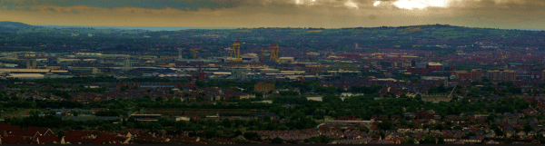 Belfast: The Titanic City
