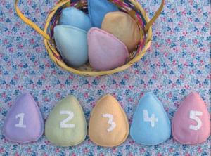 egg shaped bean bags