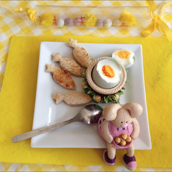 Easter lunch for kids