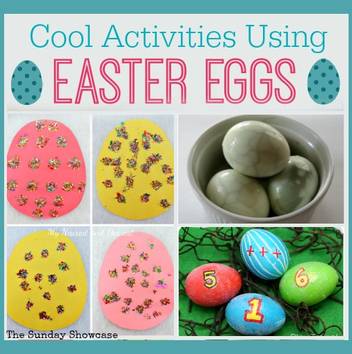 easter egg activities