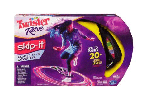 Twister Rave Skip-It Review