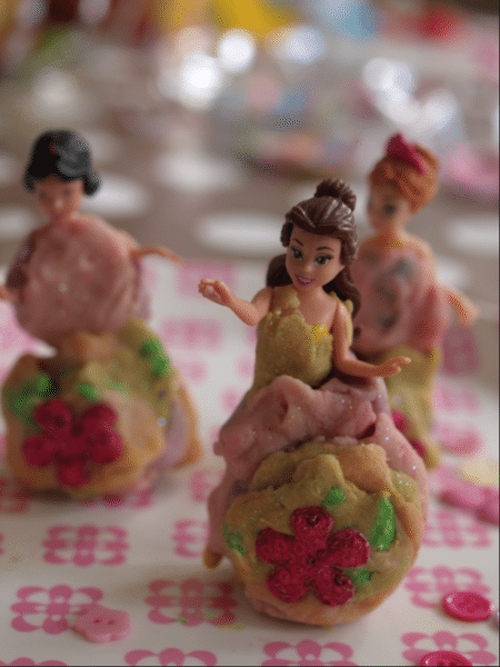 Homemade Play doh Princess