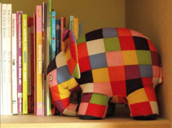 Elmer toy
