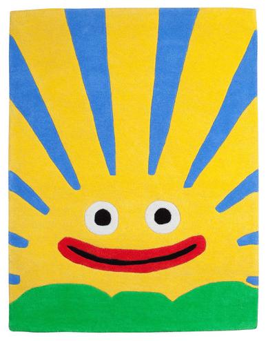 Zugs Susie the Sunbeam rug