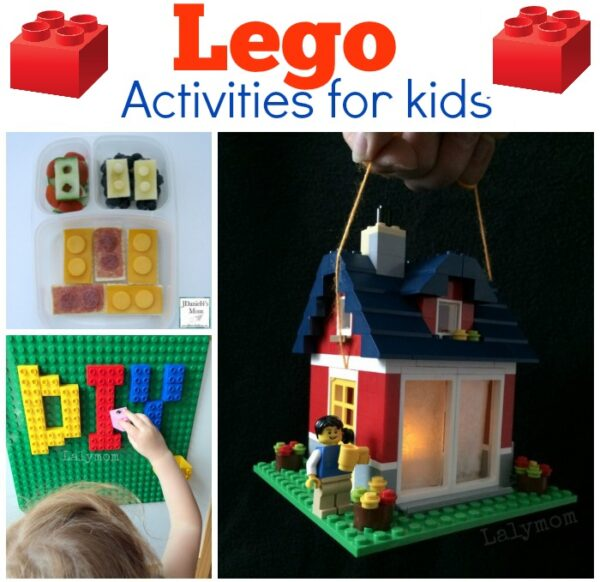 Lego activities for kids