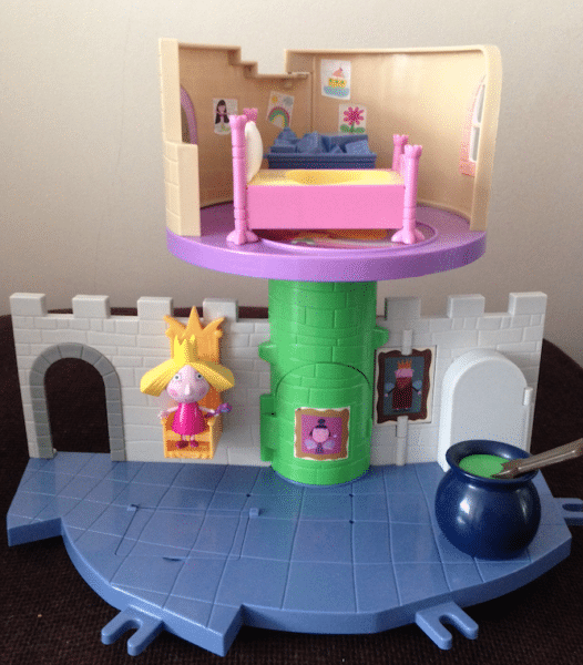 Ben and Holly Thistle Castle Playset Review