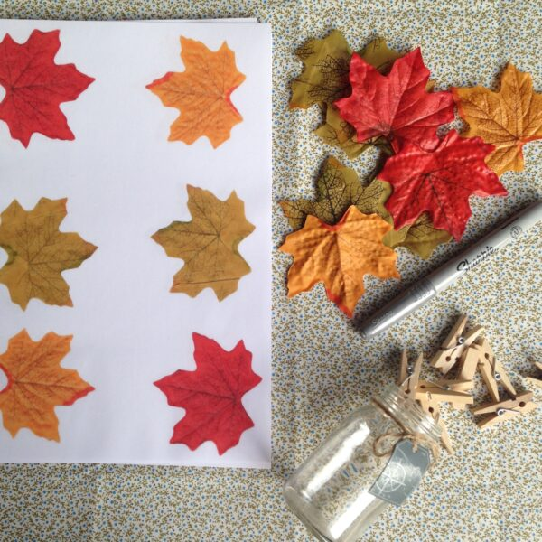 Leaf Letters: A fun phonics game