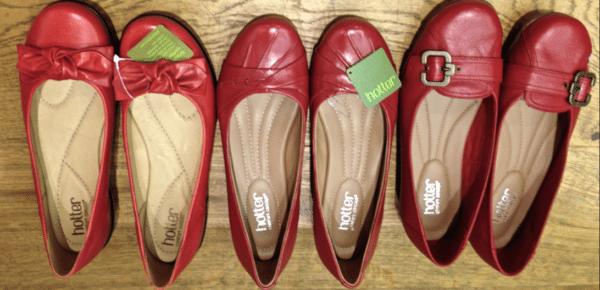 Delamore handbag from Hotter Shoes
