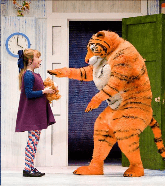 The Tiger Who Came to Tea Theatre Review