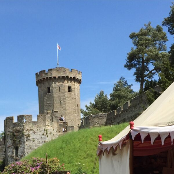 The W Factor at Warwick Castle