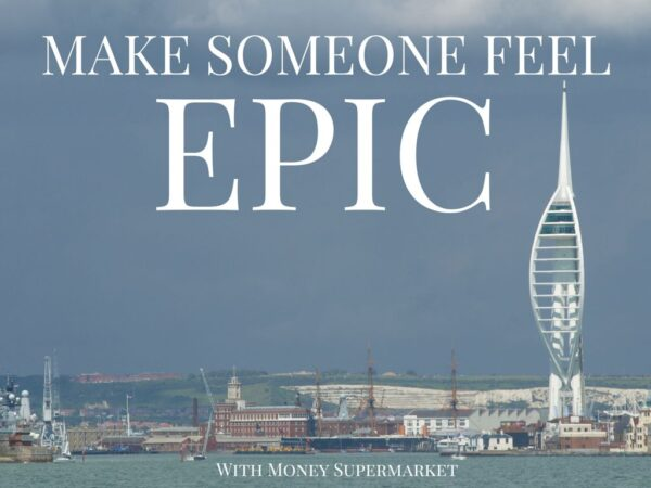 Make Someone Feel Epic