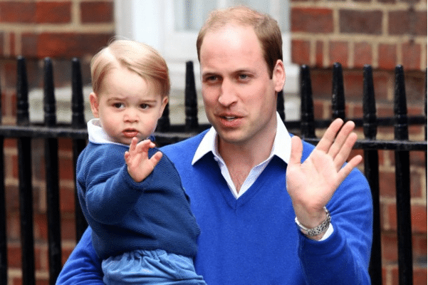 The UK's Top Baby Names Inspired By The Monarchy