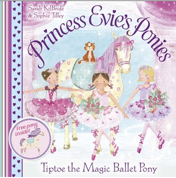 Tiptoe the Magic Ballet Pony