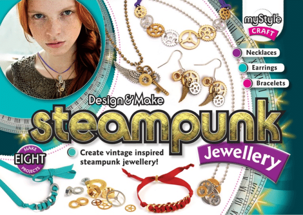 Win a Steampunk Jewellery Kit