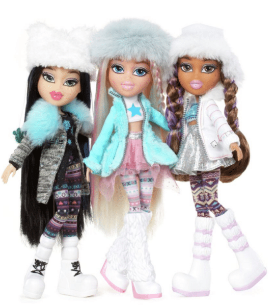 Bratz Snowkissed Photobooth Tour