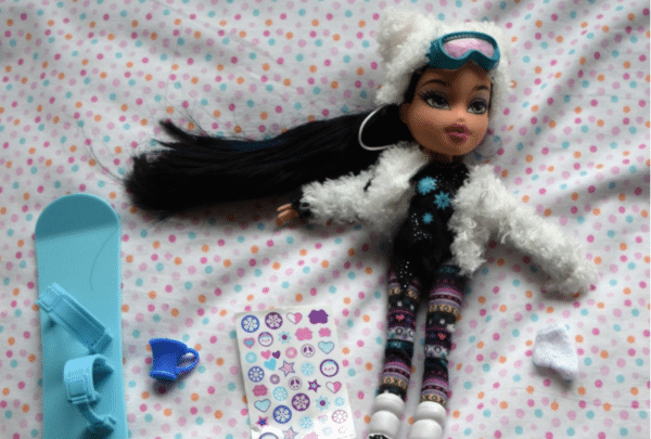 Win a Bratz SnowKissed Doll
