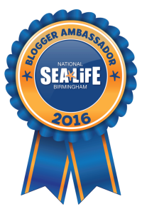 Sea-Life-blogger-ambassador-2016