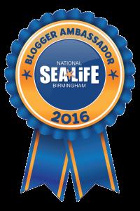 Sea-Life-blogger-ambassador-2016