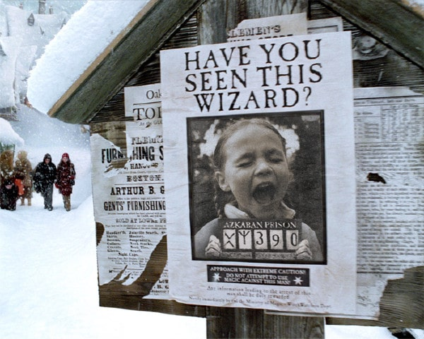 photo regarding Have You Seen This Wizard Printable named Harry Potter Printables Right here Occur the Females