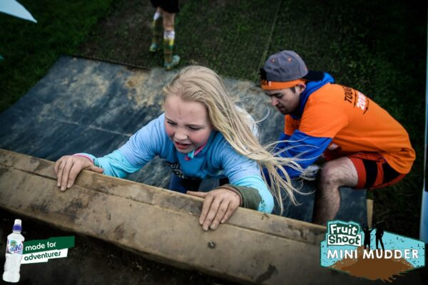 Fruitshoot Mini Mudder at Belvoir Castle