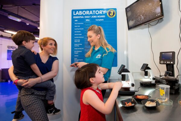 Latest news from The National Sea Life Centre Birmingham