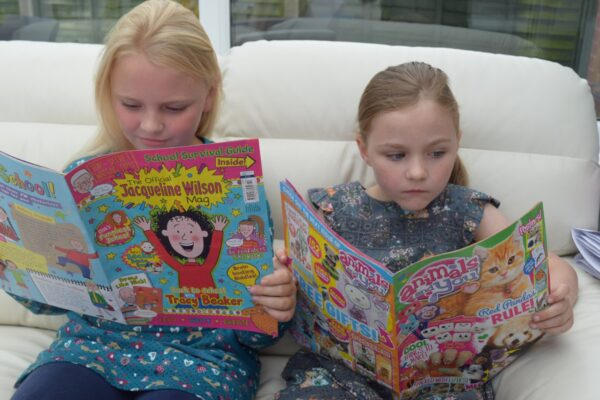 Magazines for Girls aged 7-12