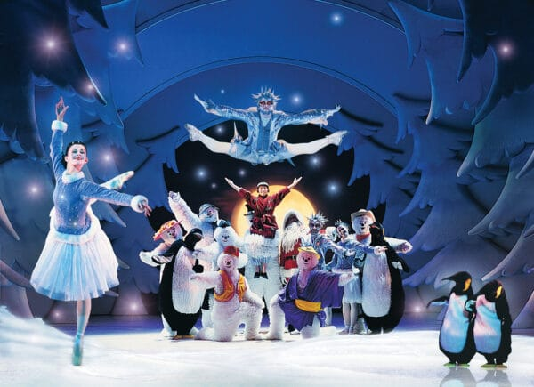 The Snowman at The Birmingham Rep Theatre