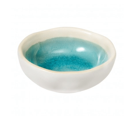 Win these three beautiful Santana dipping bowls