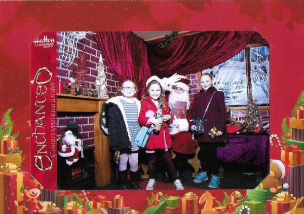 Enchanted Christmas at Hatton