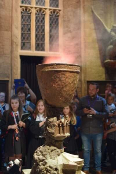 Goblet of Fire at Warner Brothers Studio Tour, London