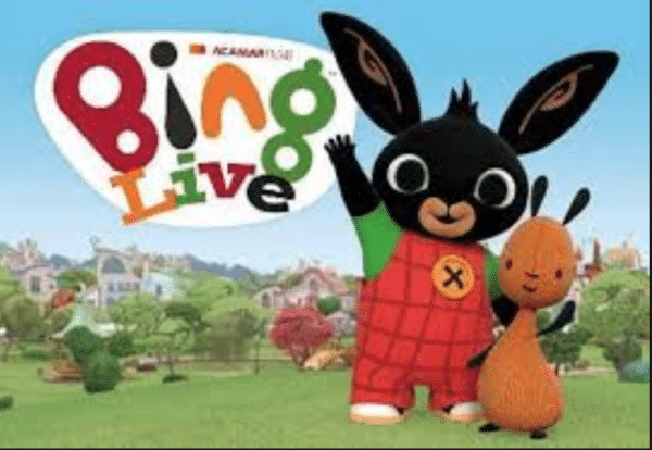 Bing Live Coming to Lichfield Garrick