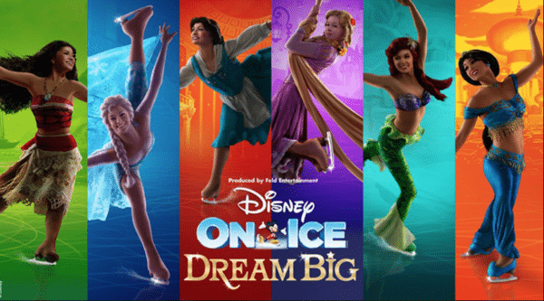 Disney on Ice Dream Big – featuring Moana