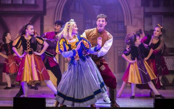 Dick Whittington Lichfield Garrick Pantomime