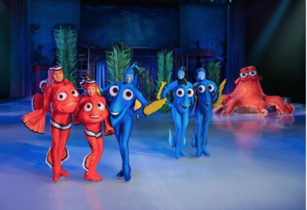 Visit the Wonderful Wold ​of Disney on Ice
