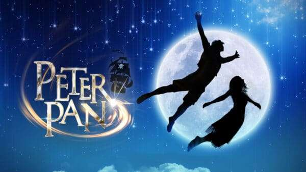 Peter Pan at Birmingham Rep For Christmas 2019