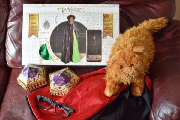{AD – gifted} Harry Potter Invisibility Cloak from WOW! STUFF