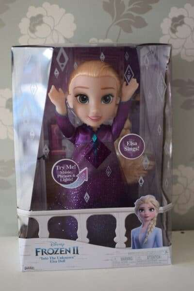 Top Toys from Frozen 2 Into the Unknown