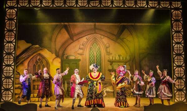 {AD – press show} Cinderella at The Lichfield Garrick