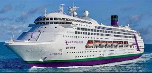 Ambassador Cruise Line ship